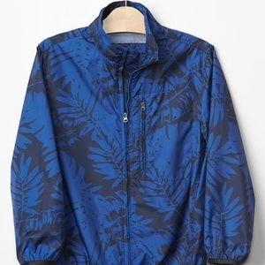 Boy's GAP Printed Windbreaker Jacket